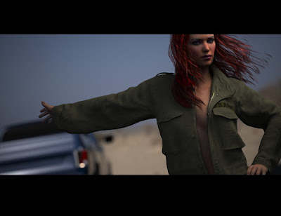 M-65 American Icon for Genesis 3 Female