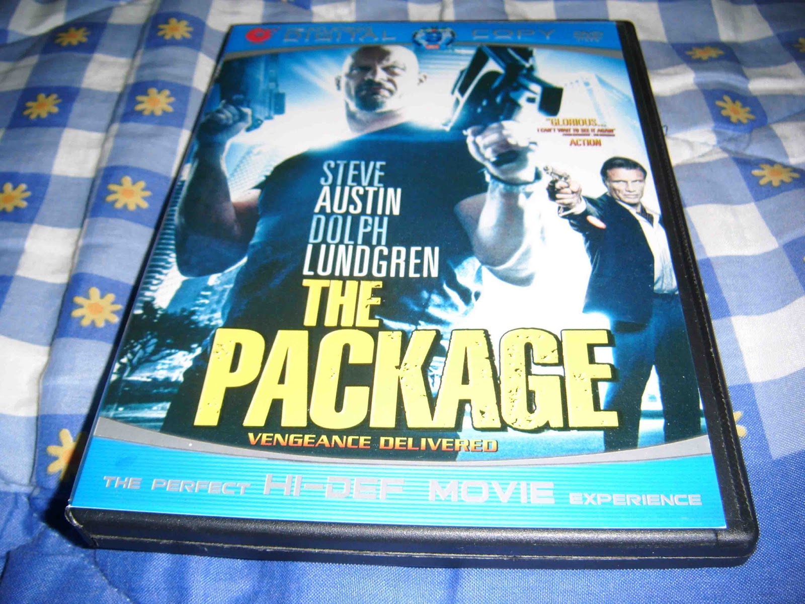 Movie Shop: The Package (DVD, 2012)