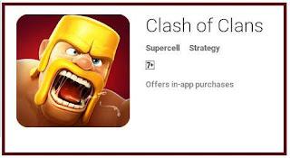 Update Clash Of Clans Terbaru