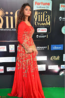Ritika in sindoori Red Dress at IIFA Utsavam Awards 2017  Day 2  Exclusive 07.JPG