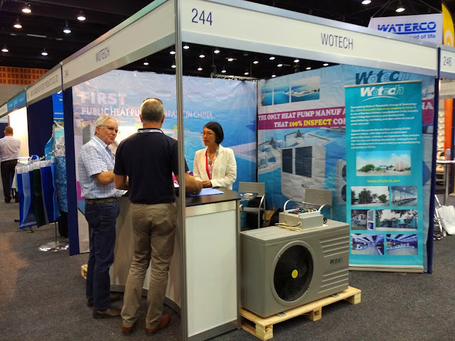 WOTECH ATTENDS THE 9th SPLASH!SHOW AT AUSTRALIA