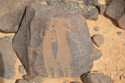Ancient petroglyphs discovered in Jordan's Black Desert - The Archaeology News Network