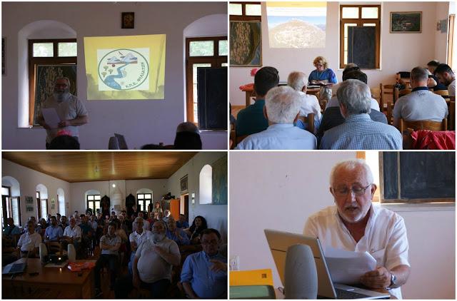 Με επιτυχία η ημερίδα στο Φοινίκι, για τους «Παραδοσιακούς Οικισμούς της Θεσπρωτίας & τη Βιώσιμη Ανάπτυξη