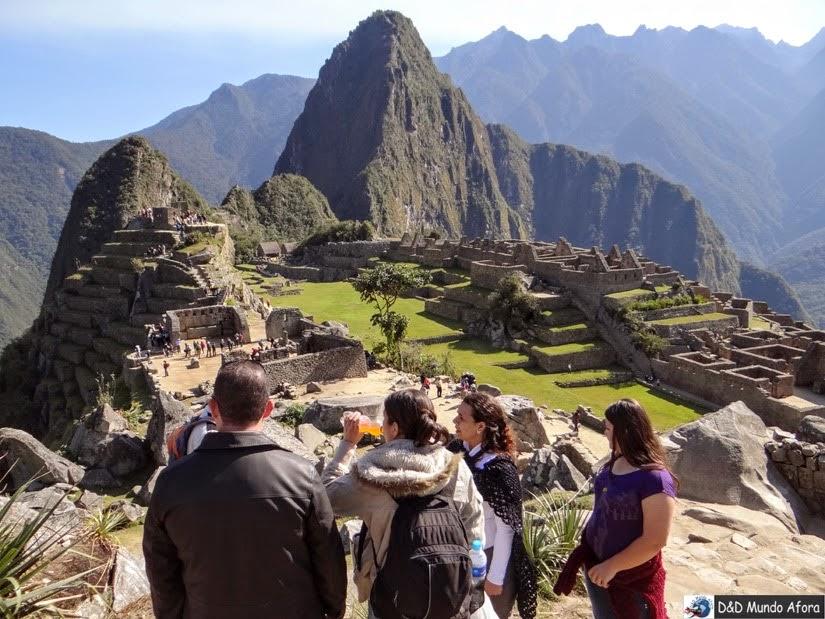 Machu Picchu (Peru) - maravilha do mundo