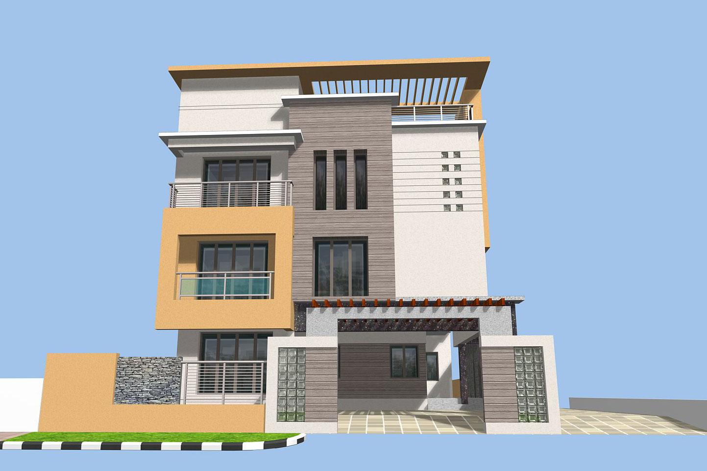 Modern contemporary homecontemporary house ideasbudget modern homes construction ideas