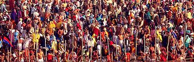 कुंभ के आयोजन और स्नान की कथा। Story of Kumbh Mela in Hindi.