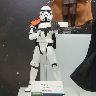 "Sandtrooper S.H.Figuarts de ""Star Wars: Revenge of the Sith"""