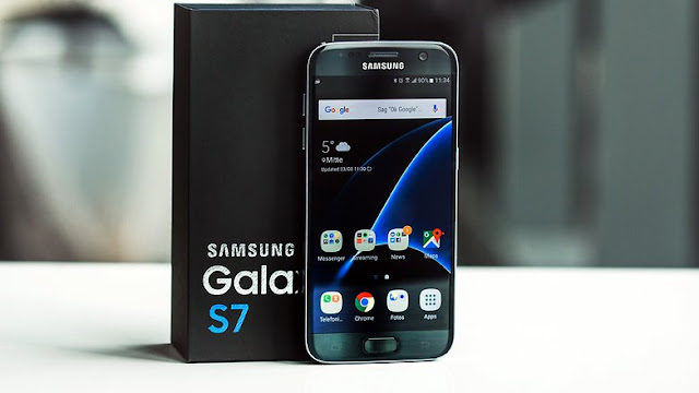 Samsung Galaxy S7 (REVIEW)