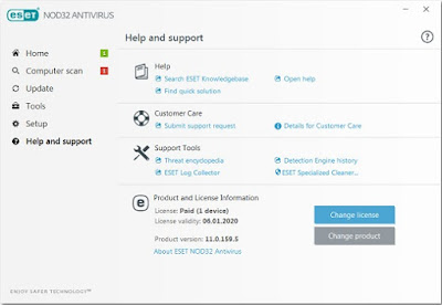 Eset Nod32 Antivirus 11.1.42.1 Final Full Version