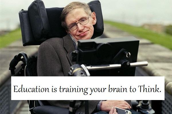 Brainy Training Quotes