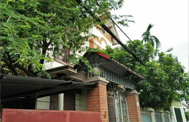 Bán Nhà Phố Tân Thuỵ