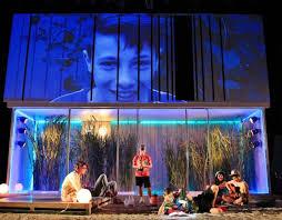 Teatrul Maria Filotti cu spectacolul SUNTRACK la FESTCO