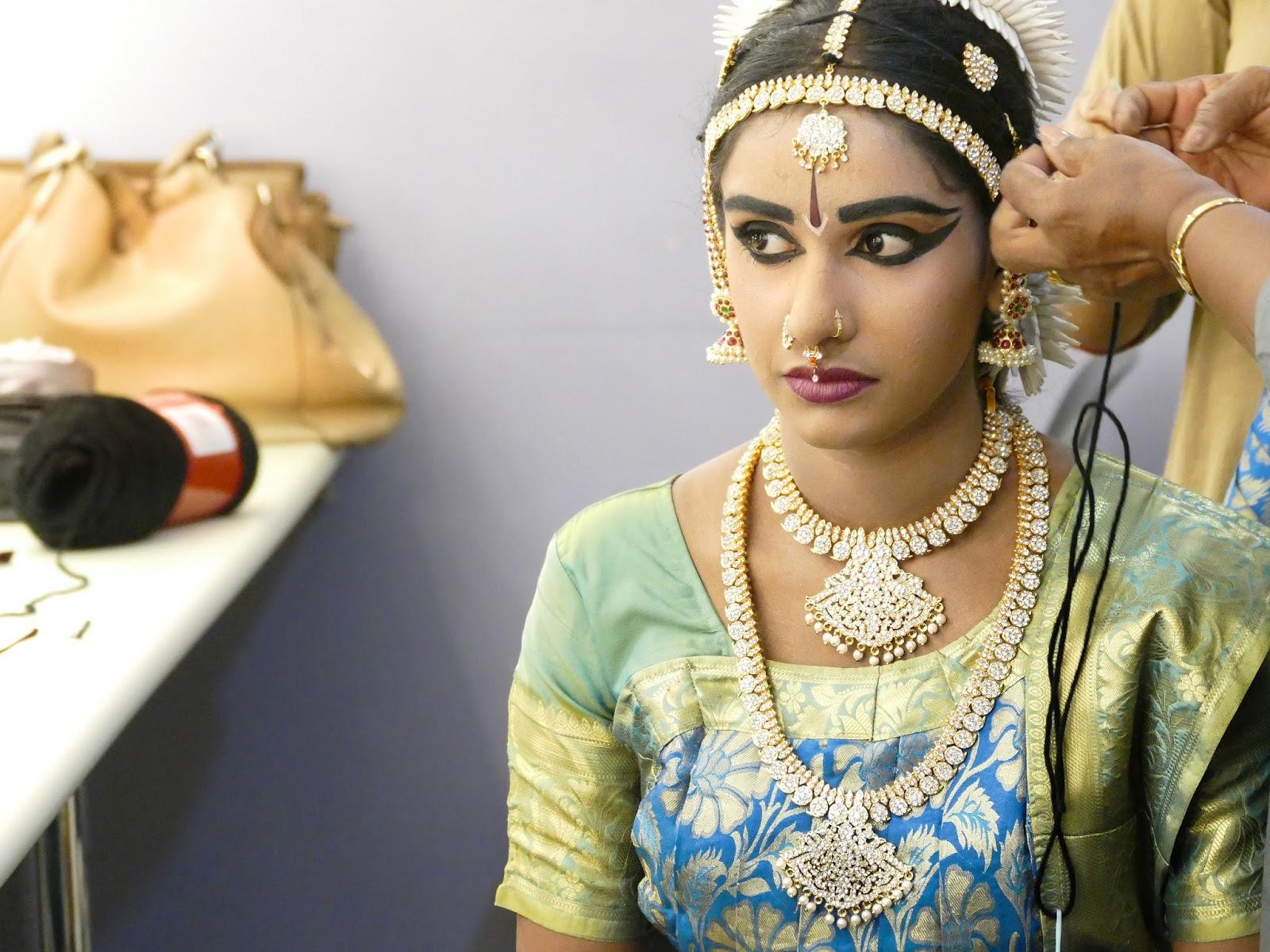 Aileen Arulrajah's BharataNatyam Arangetram | Me With My Suitcase