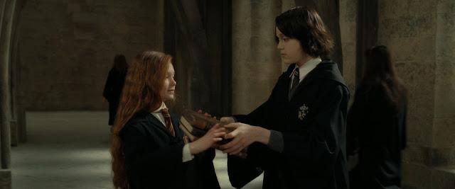 Сивиръс Снейп и Лили - Хари Потър и даровете на смъртта