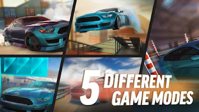 Drift Max Pro – Car Drifting Game MOD APK v1.2.3 for Android HACK Terbaru [Unlimited Money] Update 2018