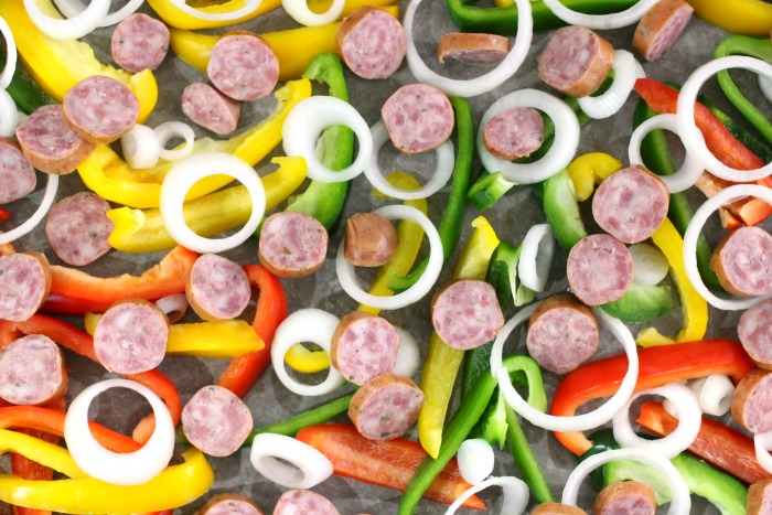 One Pot Sausage and Peppers Recipe