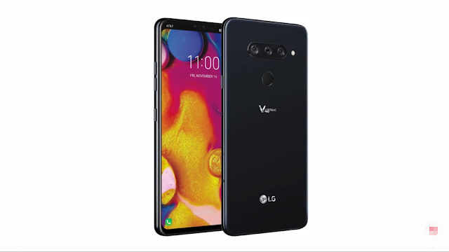 This Smartphone Has 5 Cameras LG V40 ThinQ Full Specification
