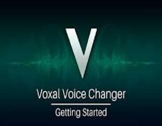 تحميل برنامج تغيير الصوت للكمبيوتر Voxal Voice Changer