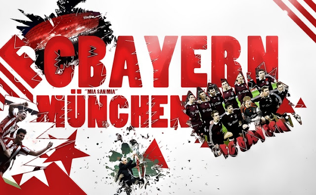 HD Image of FC Bayern