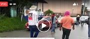 Maestros llegan a protestar con palos al Congreso de Guerrero (Video en vivo de Guerrero al Instante)