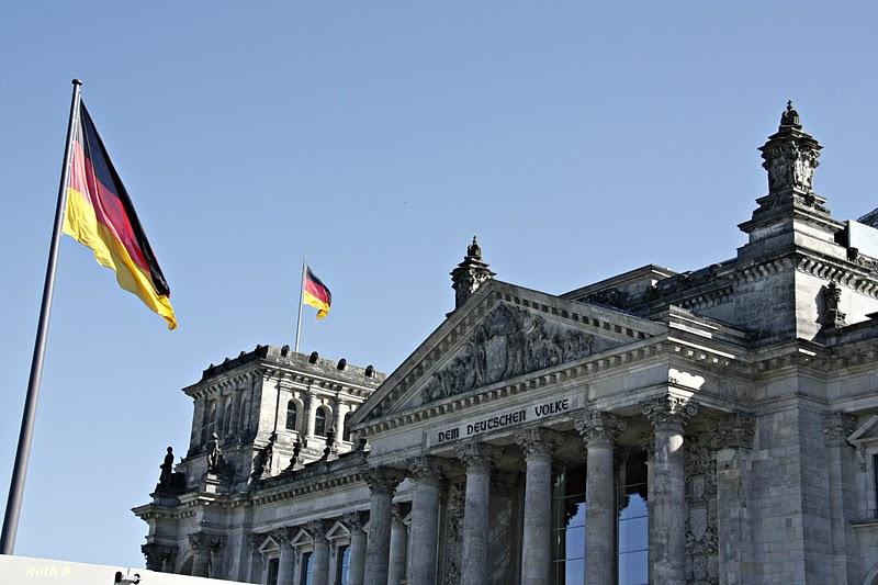 solsikken: Riksdagen - Reichstag, Berlin