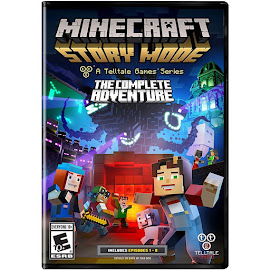 Minecraft Minecraft Story Mode The Complete Adventure Media