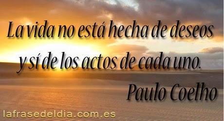 Citas motivantes – Paulo Coelho