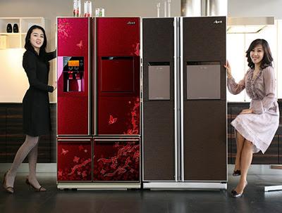 bảo hành tủ lạnh side by side