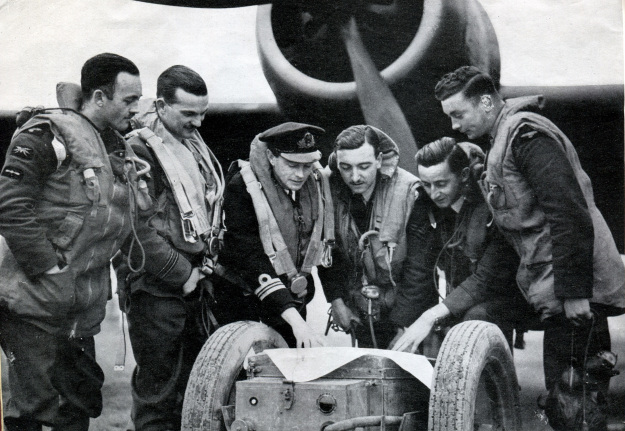 12 April 1940 worldwartwo.filminspector.com New Zealand Squadron