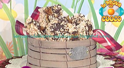 Ricetta delle Barrette di cioccolato all'albicocca da La Prova del Cuoco