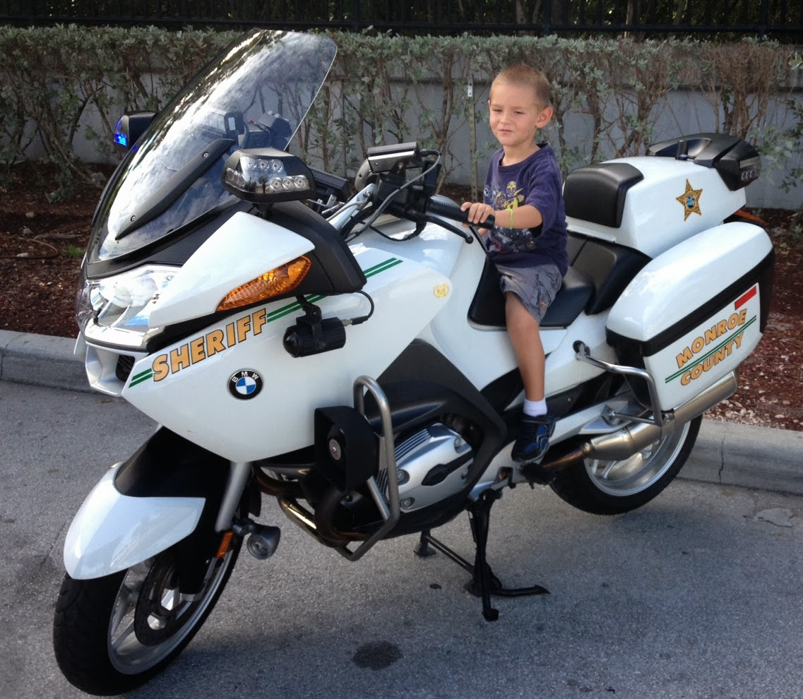 little boy on motorcycle - photo #6