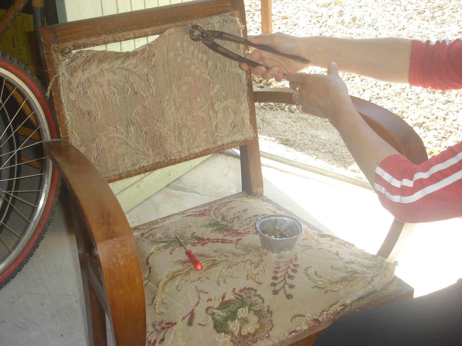 bois et patines nathalie madrenes renover des fauteuils bridge. Black Bedroom Furniture Sets. Home Design Ideas