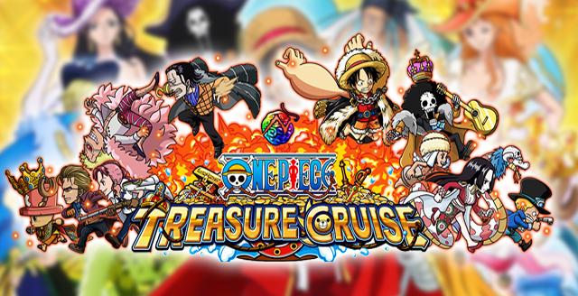 Mod One Piece Treasure Cruise versi terbaru
