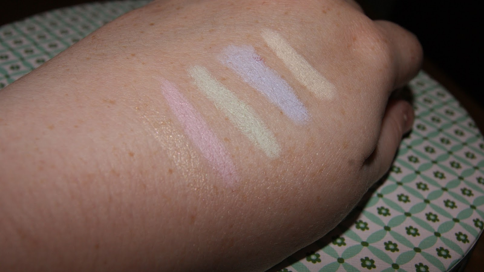 max factor cc stick swatches