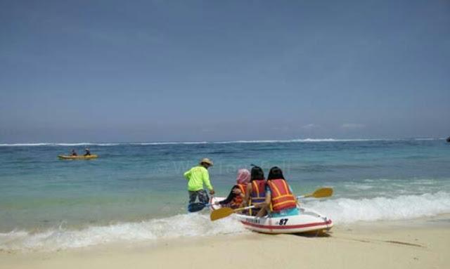 Daftar fasilitas di wiaata pantai pandawa bali