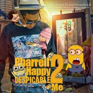 Happy - Pharrell Williams (Despicable Me 2 OST) | Music ...