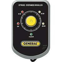 Jual Personal Lightning Detector Deteksi Petir LD7 Merk General Tlp 087770760007