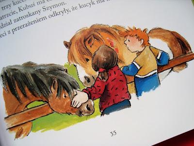 książka To ja! Duży i odważny!  Opowiadania dodające dzieciom pewności siebie i uczące godzenia się z przyjaciółmi