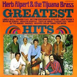 Vox Pop Music Album Guides: Greatest Hits - HERB ALPERT