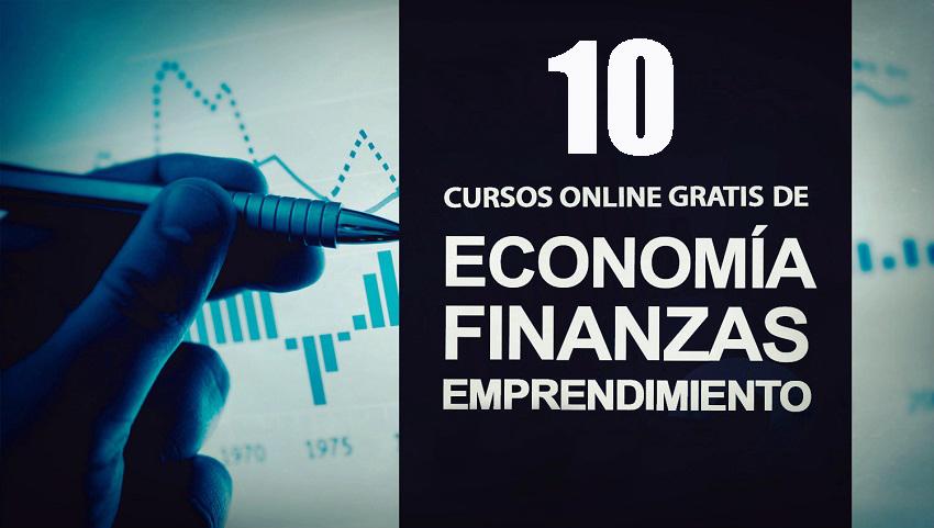 10 Cursos Online Gratuitos De Economia Y Finanzas