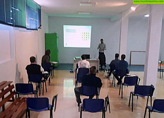El Cabildo trabaja en un Plan de Autoprotección para la Ciudad Deportiva de Miraflores