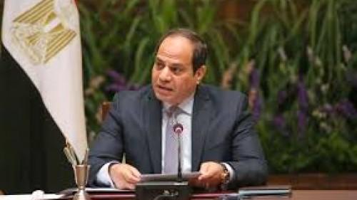 السيسي يصدر 5 قرارات جمهورية تخص مجلس الدولة.. تعرف عليها