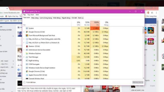 Sửa lỗi nhanh vấn đề full disk do System khi nâng cấp lên build 14393.479
