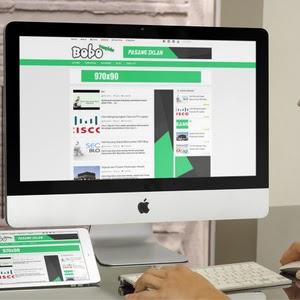 Bobo Responsive Blogger Template Premium