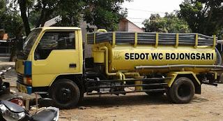 Sedot Wc Bojongsari