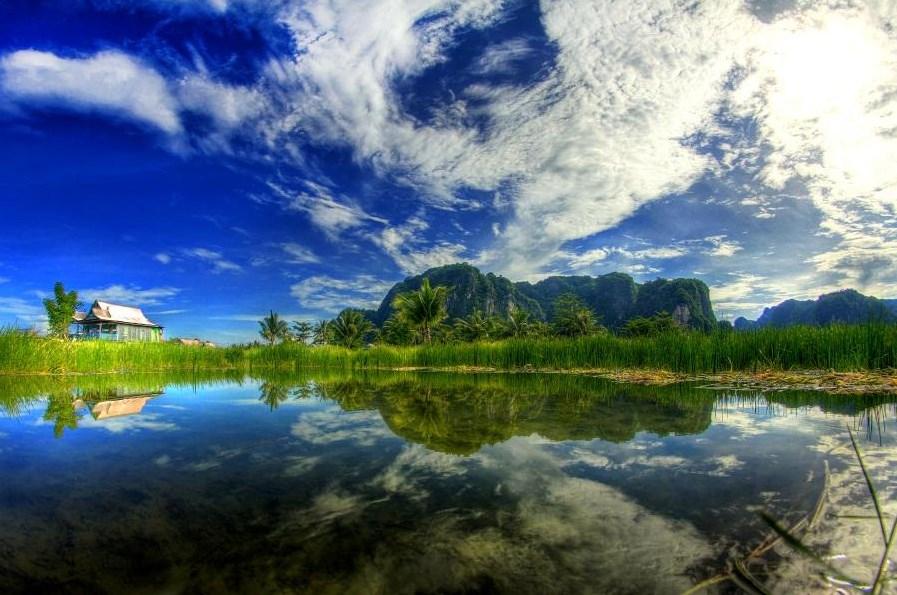 Foto Tempat wisata Hutan Karst di Sulawesi Selatan