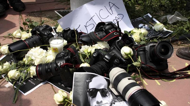 México cierra el 2017 con 24 periodistas asesinados