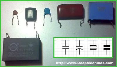 Fungsi Kapasitor pada Rangkaian Elektronika