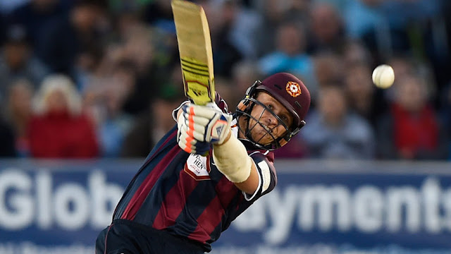 Northamptonshire Steelbacks vs Sussex Sharks T20 2015