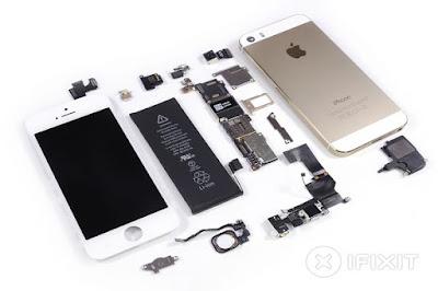Dịch vụ thay màn hình iphone 5c lấy ngay tại Hà Nội và TP. HCM